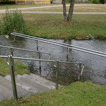 Wassertretbecken in 87700 Memmingen - Neue Welten Park (Unterallgäu)
