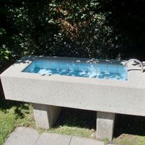 Armbad 1 in 88175 Scheidegg - im Pfarrer Kneipp Park (Ortsmitte) nähe Tourist Info (Westallgäu)