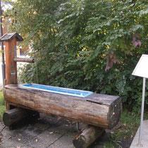 Armbad in 87629 Hopfen - nähe Campingplatz (Ostallgäu)