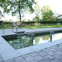 Wassertretbecken in 94486 Osterhofen - (Foto: LRA Deggendorf)