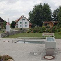 Kneippanlage in 87742 Dirlewang - hinter Feuerwehrhaus (Unterallgäu)