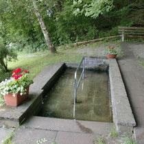 Wassertretbecken in 87782 Unteregg- Eßmühle (Unterallgäu)