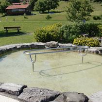 Kneippanlage in 88175 Scheidegg - Landschaftlicher Kurpark nähe Erholungswerk (Westallgäu)