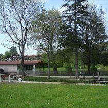 Kneippanlage in 83229 Aschau- am Moorbad (Foto: Touristinfo Aschau)
