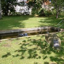 Kneippanalge in 94227 Zwiesel- Park in der Anlage