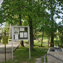 Armbad in 83229 Aschau im Kurpark (Foto: Touristinfo Aschau)