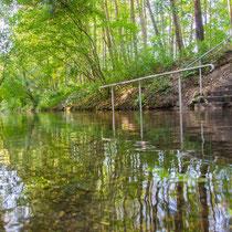 Naturkneippanlage  in 89407 Dillingen - an der Donau (Foto: Stadt Dillingen a. Donau)