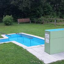 Kneippanlage in 87746 Erkheim, Richtung Unterkammlach (Unterallgäu)