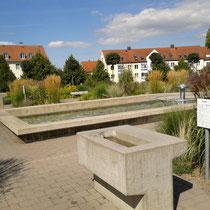 Kneippanlage in 93051 Regensburg, Hegenauer Park (Foto: Stephan Pinzl)