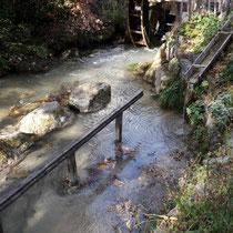 Kneippbecken in 82467 Garmisch- Partenkirchen - im Michael Ende Kurpark