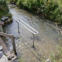 Wassertretbecken in 87700 Memmingen - Steinheim - Am Weidenbach (Unterallgäu)