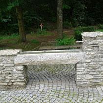 Armbecken in 94234 Viechtach, Dr.-Schellerer Park (Foto: Stephan Pinzl)