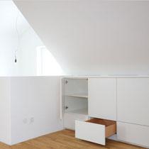 Passgenaue Lösungen für Dachschrägen