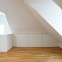 Pfiffiger Dachausbau schafft neuen Wohnraum
