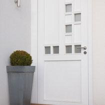 Sicher, stabil und geschmackvoll - Haustüren von Schiller & Wimmer