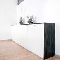 Stilvolles Sideboard mit viel Stauraum
