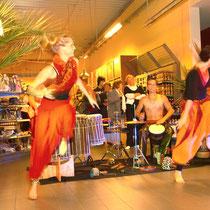 Afrikan Dance and Rhythm, mit Eva Mannheim
