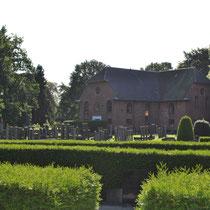 Hervormde begraafplaats Nieuwe Pekela