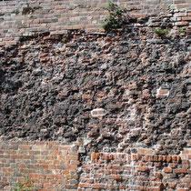 Reste der alten Mauer