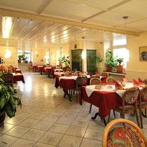 Restaurant mit Extrazimmer für Feiern