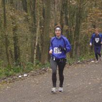 Emmerich 2005 / Mein erster Halbmarathon