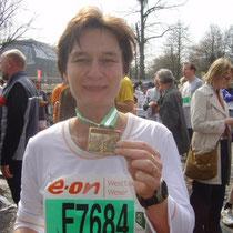 Paderborn 2005 / Meine 1. Medaille :-)