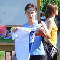 Die T-Shirt Sammlung begann :-)