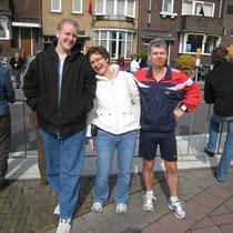 Venloop - als Groupie mit Daniel