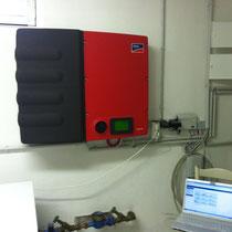 az Energie - Photovoltaik Ilmenau / Thüringen