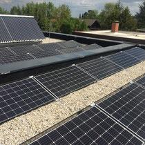 az Energie - Photovoltaik Weimar / Thüringen