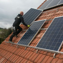 az Energie - Photovoltaik Remda-Teichel / Thüringen