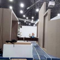 Construcción y montaje de stands para feria AULA en IFEMA - Adrimar Stands