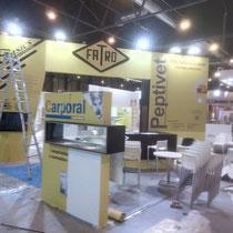 Construcción y montaje de stands para feria Propet en IFEMA - Adrimar Stands
