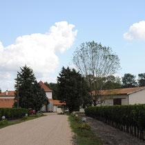 Entrée du Château Méric