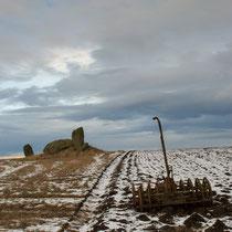 A break in the ploughing