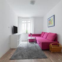 Immobilie Wohnung HDR Wohnzimmer