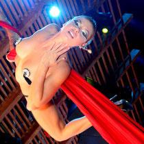 Tänzerin Ibiza