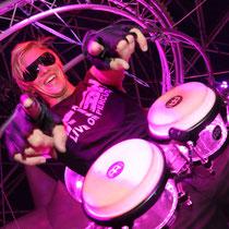 Trommler Ibiza