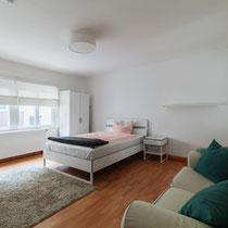Immobilie Wohnung HDR Schlafzimmer