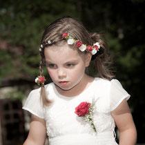 Kind Portrait Hochzeit