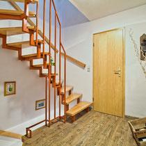 Immobilie Haus HDR Flur