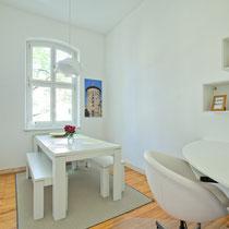 Immobilie Wohnung HDR Esszimmer