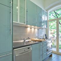 Immobilie Wohnung HDR Küche