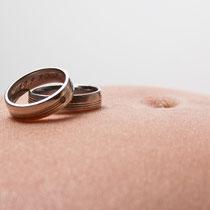 Babybauch Ringe