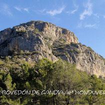 Klettergebiet Gandia, Valencia