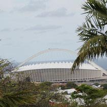 Das WM Fussballstadion