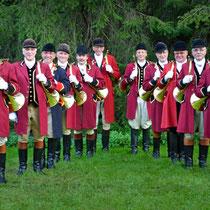 Le groupe au complet en 2013