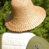 Chapeau de paille mixte Référence:GoSO0749 Taille de 56-58 cm Prix: 25 €