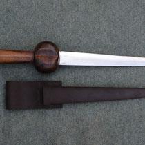 Men Bollock Dagger Réf.: GDFB/DG/004 Dague à couillettes pour hommes 38.5 cm cm avec fourreau : Prix 38 euros