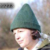 Chapeau en feutre vert Référence: GFR0273 Prix: 39 €